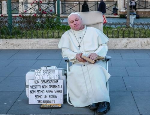 Papst Franziskus unterstützt Forderung nach Grundeinkommen
