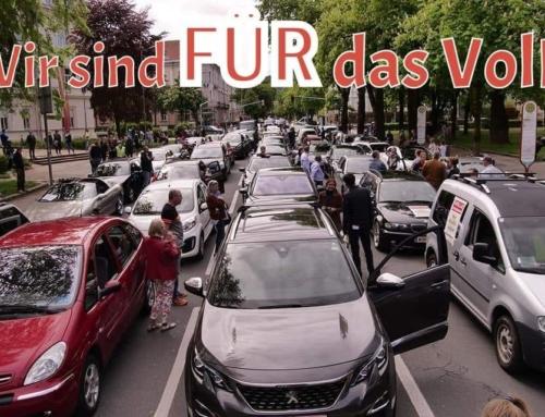 3 #AUTOCORSO gegen die #Coronadiktatur am 31.5, 9:45 vor der Landesregierung in Klagenfurt