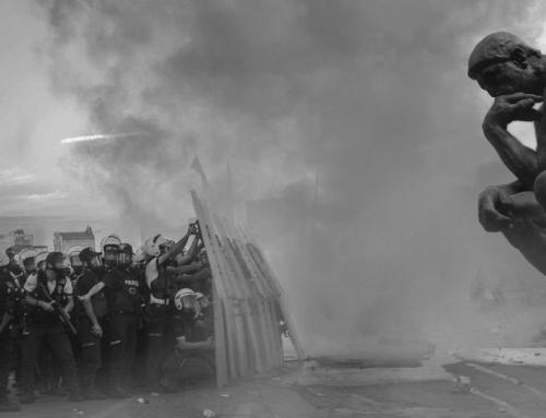 Landesweite und überwiegend friedliche Proteste gegen Rassismus und Polizeigewalt…