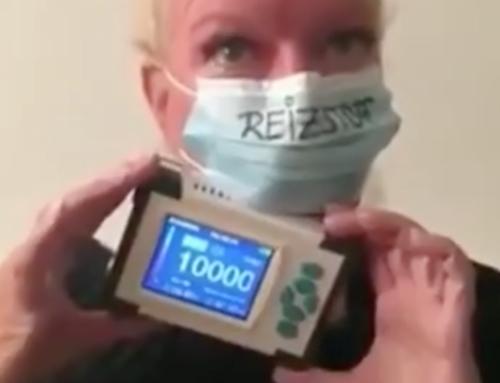 Das ist der praktische Beweis für die Schädlichkeit von Masken!