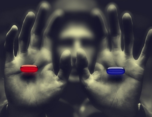 Die rote Pille der Wahrheit