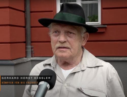 Gerhard Horst Kessler – Ein Kämpfer für die Freiheit